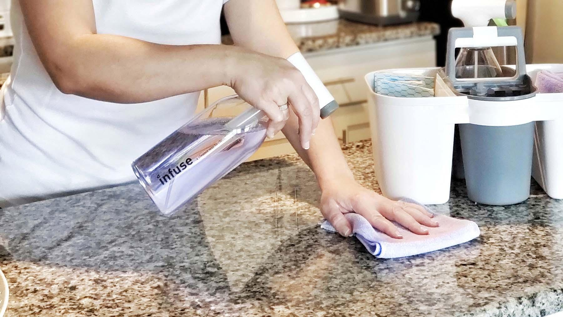 Cleaning 101 for People On-the-Go by Casabella